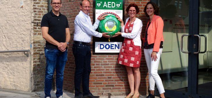 Van Bergenplein op de Leur als eerste winkelgebied hartveilig